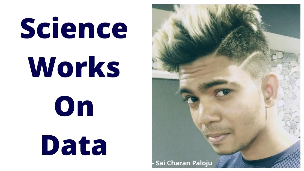 Science Works On Data